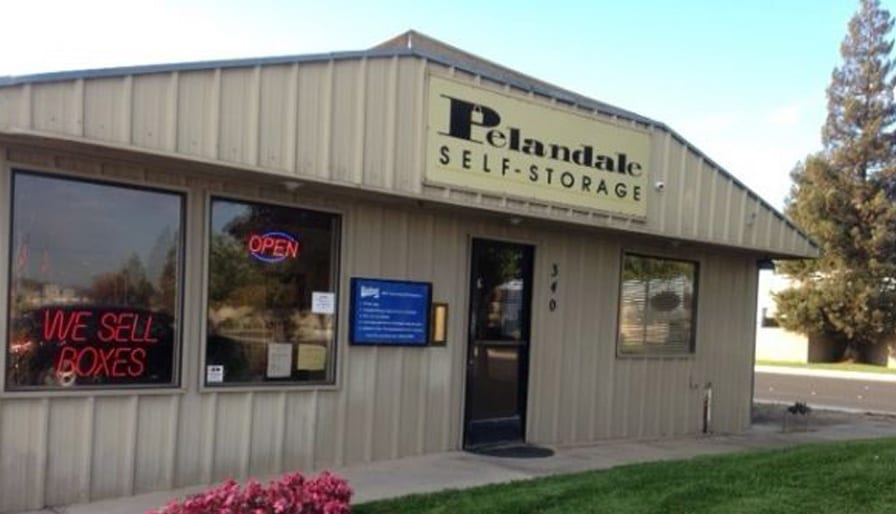 Picture of Office For Pelandale Self Storage in Modesto, CA
